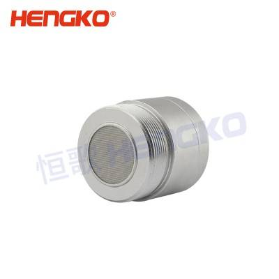 Sensor Electronics Hydrogen Toxic Gas Detector With Sintered Metal Disc