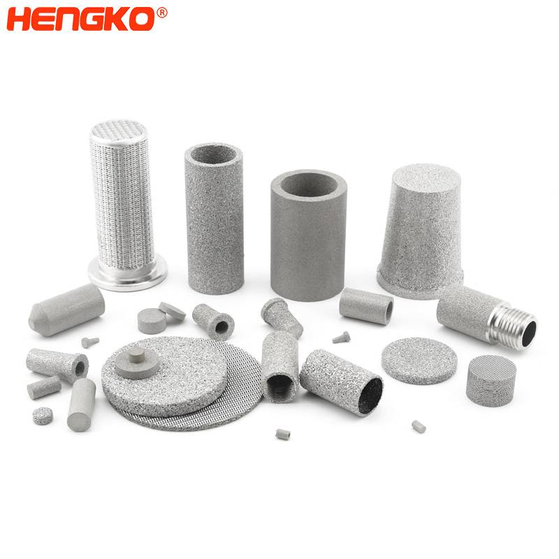 What is the effective filtration area of filter?