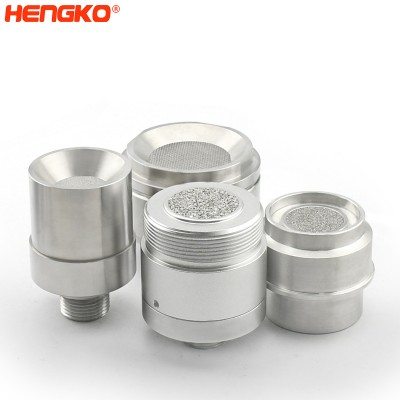 flameproof gas sensor housing, IP 65 stainless steel gas detector housing to protect gas sensing module