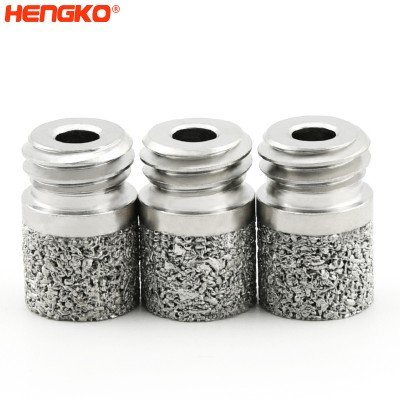 Micron Sintered Oxygenation Carbonation Stone for Home Brewing Kit Bubble Aeration Stone Diffuser