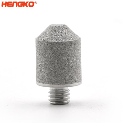 0.5 2 10 20 microns 316L sintered stainless steel beer carbonation diffusion stone, resulting in very efficient gas transfer