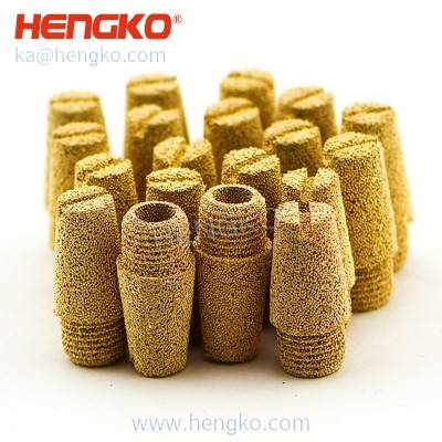 PriceList for Sintered Plastic Porous Filter -