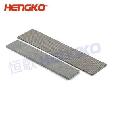 Professional manufacturer customized refillable 5 10 30 60 90 microns powder microporous sintered metal filter sheet used for chemical liquid oil and gases filtration