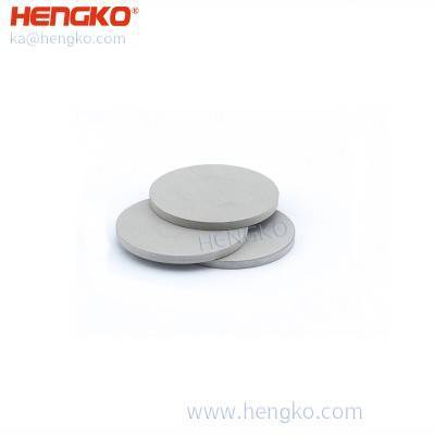Flexible design palladium composite sintered stainless steel 316 316L multilayer porous membranes filter disc for hydrogen permeation