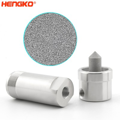 3 stage sterile stainless steel high pressure compressed air filters assemblies for food industry