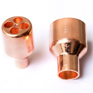 Copper distributor
