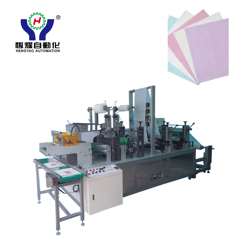 Nonwoven Headrest Kovrilo Making Machine