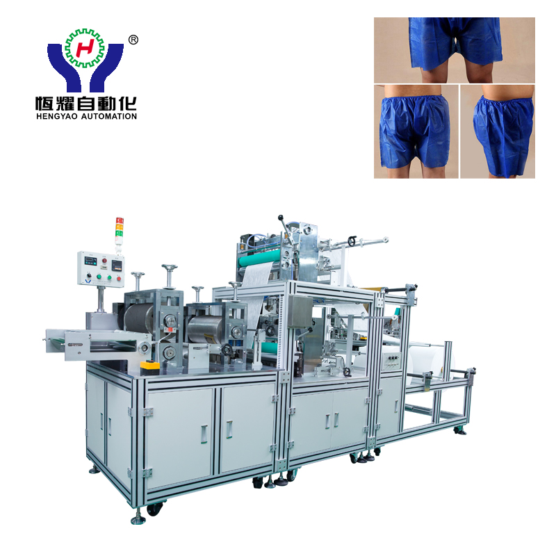 Discount wholesale Disposable Examination Pants Machine -