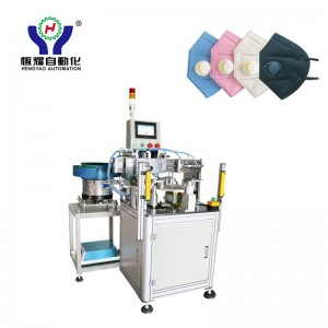 Disposable 3D Dust Mask Breathing Valve Welding Machine