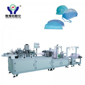 Disposable Surgical Cap Making Machine