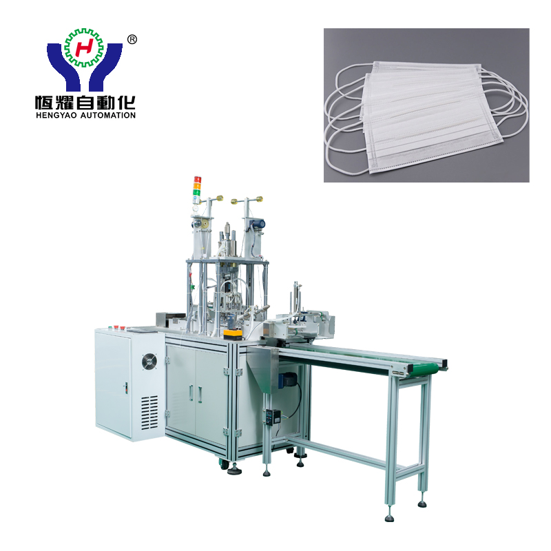 Short Lead Time for Cosmetic Cotton Pad Making Machine -