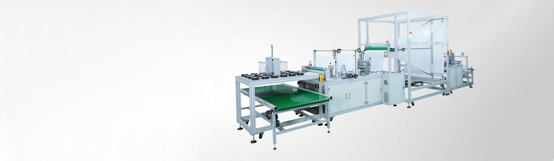 Nonwoven Pillow Case Making Machine