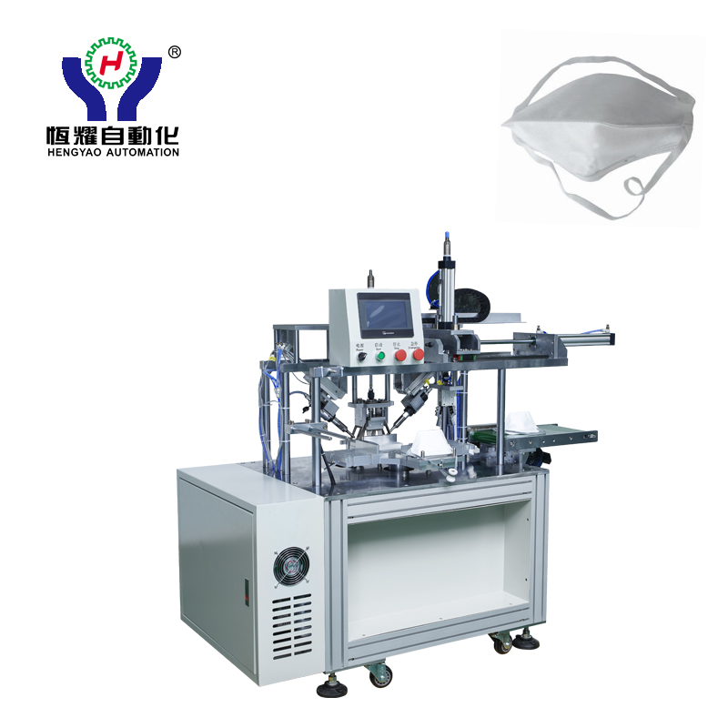 Renewable Design for Composite Fabrics Making Machine -