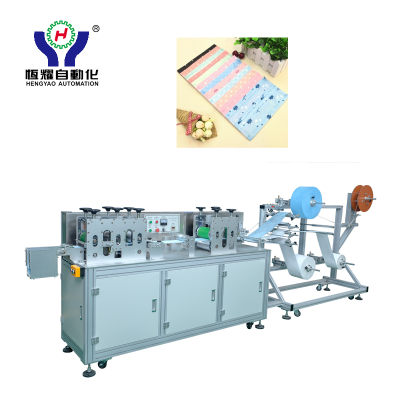 OEM/ODM Manufacturer Fully Automated Headrest Cover Machine -