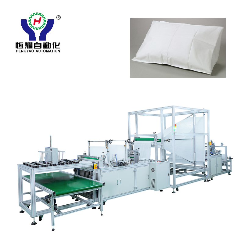 Nonwoven Pillow Cás Making Machine