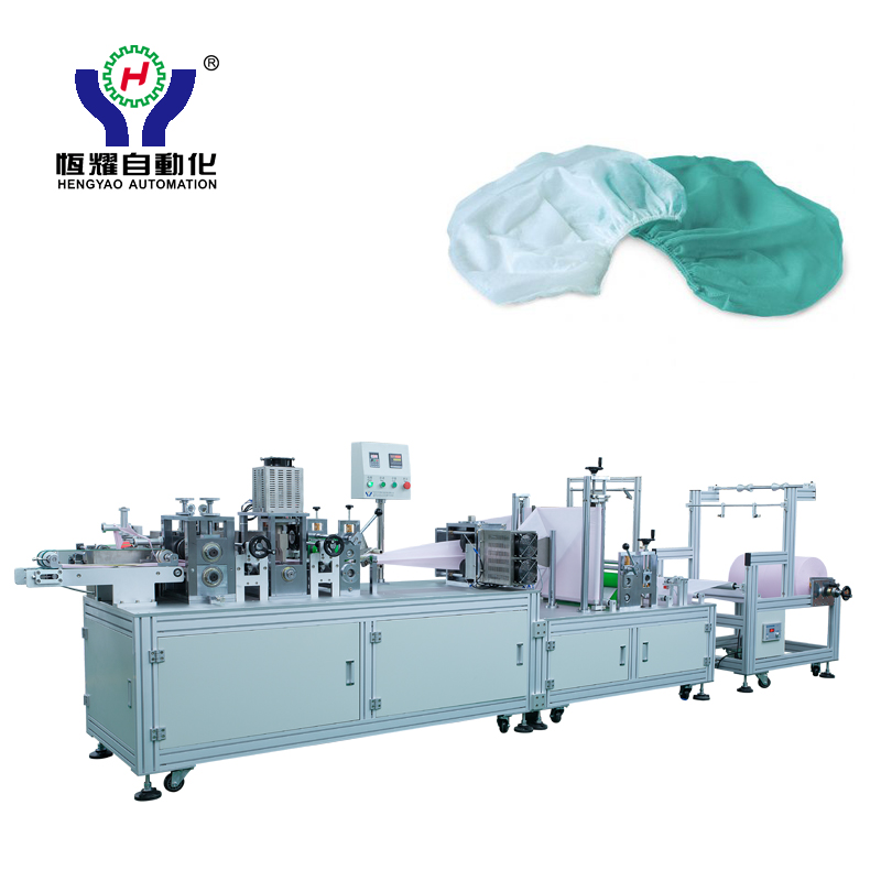 Disposable Surgical Cap Paghimo Machine