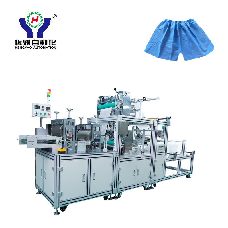Disposable Kirurgia Pantalono Making Machine