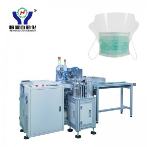 Top Quality Dust Mask Packing Machine -