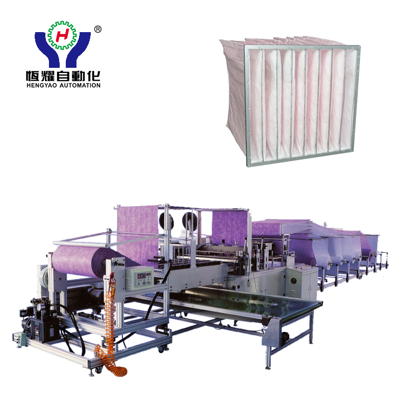 OEM China Disposable Pillow Case Machine -