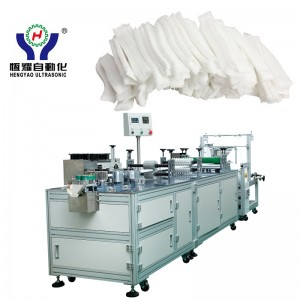 Disposable Bouffant Cap Making Machine