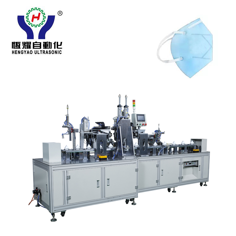 Cheapest PriceFully Automated 3d Dust Mask Machine -