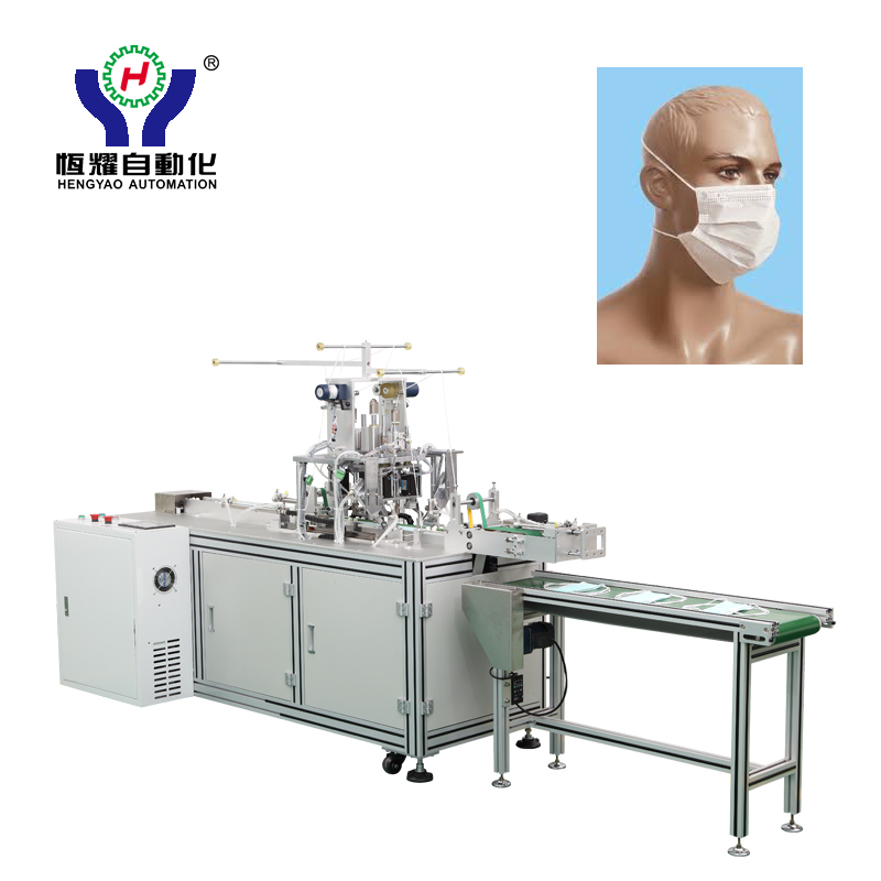 Short Lead Time for 2d Fold Mask Packing Machine -