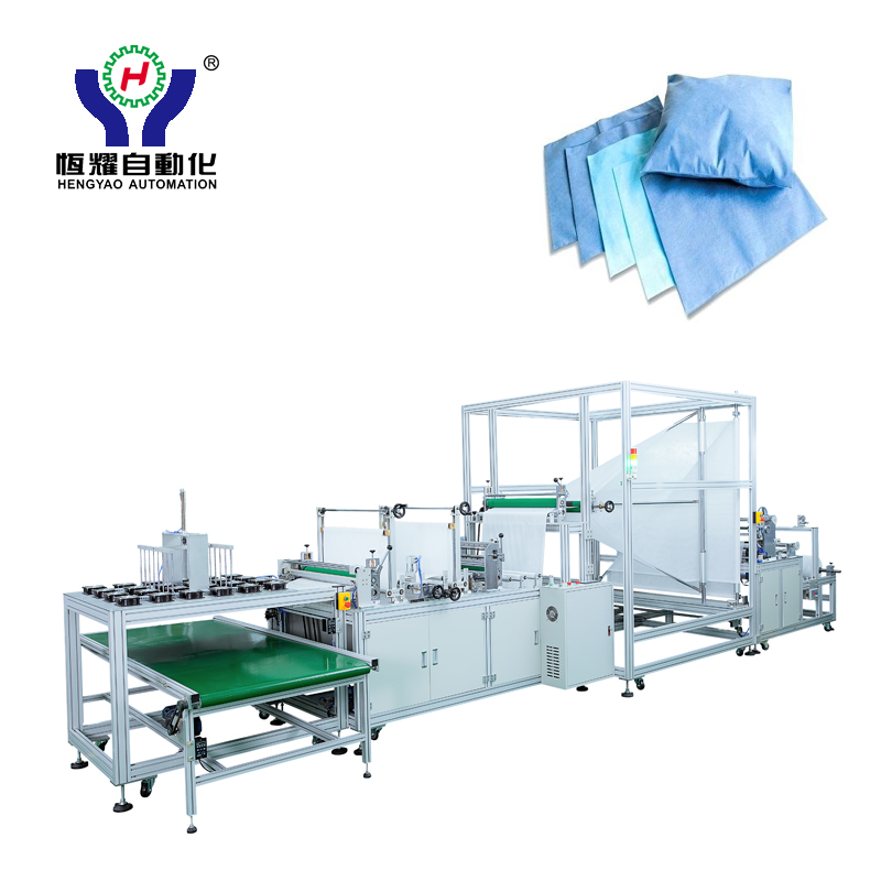Well-designed Air Filter Bags Machine -