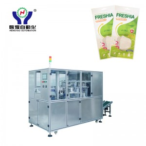 Automatic 2D Mask Packing Machine