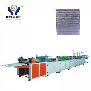 Automatic Cooler Bag Making Machine