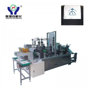 Nonwoven Headrest Cover Making Machine