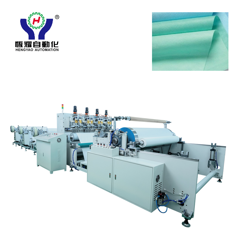 professional factory for Surgical Briefs Making Machine -