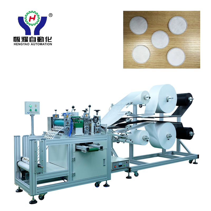 Europe style for Fully Automated Mask Wrapping Machine -