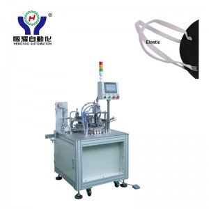 Folding Mask Ear Loop Welding Machine
