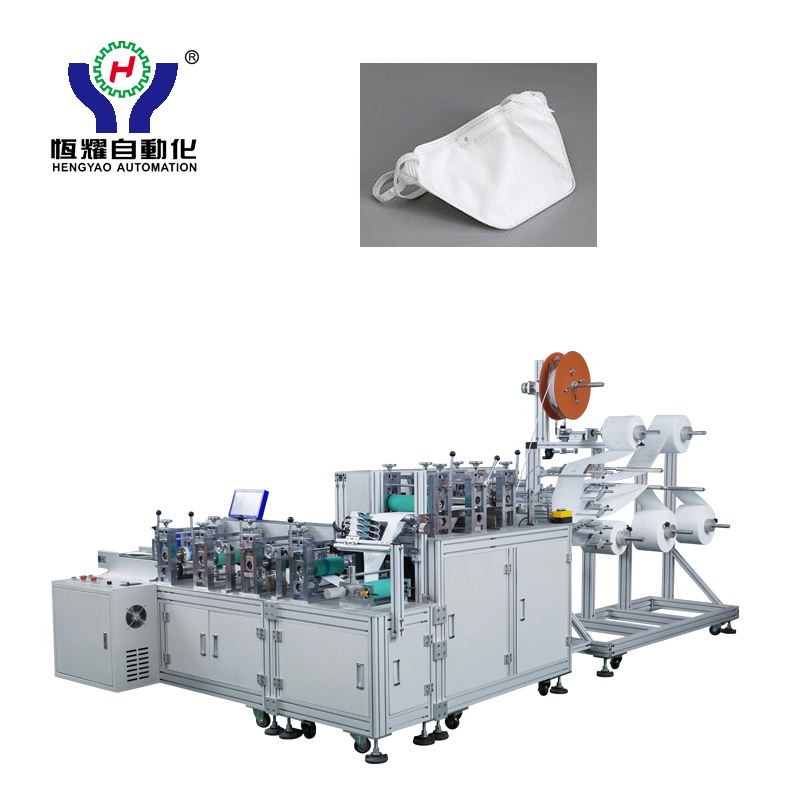 OEM/ODM Manufacturer Mask Manufacturing Machine -