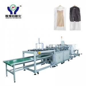 Disposable Suit Cover Making Machine