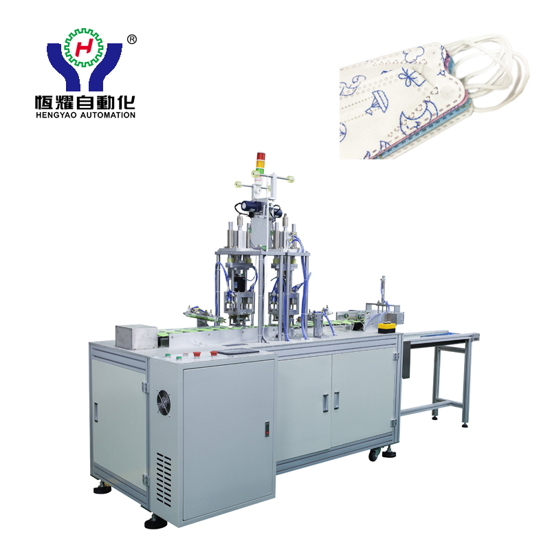 Renewable Design for Disposable Mask Packing Machine -