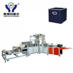 Non Woven Storage Box Cutting Machine