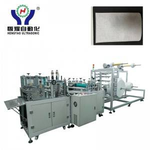 Automatic Wipe Bag Making Machine