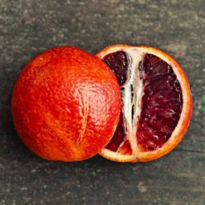 Blood Orange jauhe