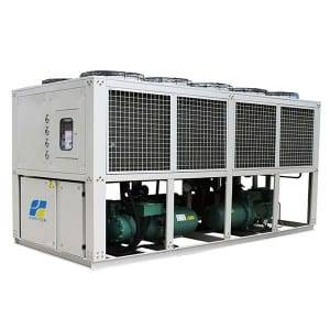 Luchtgekoelde Screw Type chiller
