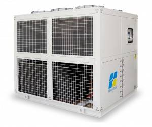 Air-cooled Low Temperature Industrial Chiller