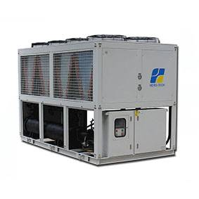 Air-kilichopozwa Low Joto Screw Chiller