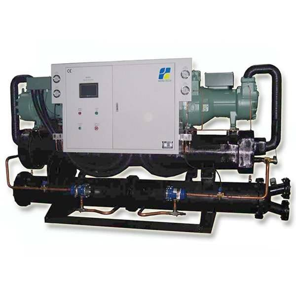Vattenkyld Screw Typ Chiller Featured Image