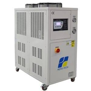 2.5Ton kuna 60Ton Air-haachandidi mupumburu Chiller