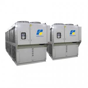 Air-dzaserera Screw Type chiller