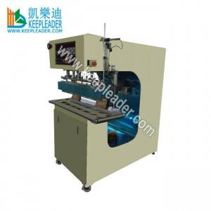 Fabric Cloth High Frequency Welding Machine For PVC Fabric Cloth_Canvas Tarpaulin_Tent Cloth_PVC Tensile Fabric_PVDF H.F Welding