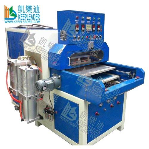 High Frequency Welding Machine For Sport Shoe Footwear_Shoe Insole Fusing_Making of High Frequency PU Footwear Welding_Embossing Featured Image