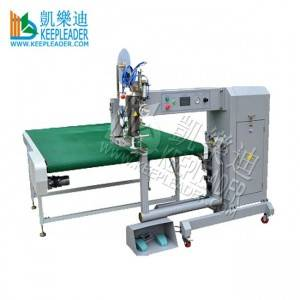 Hot Air Tape Welding Machine for PVC PE Banner Hot Air Welding of Tarp Hot Air Taping And Welding Machine