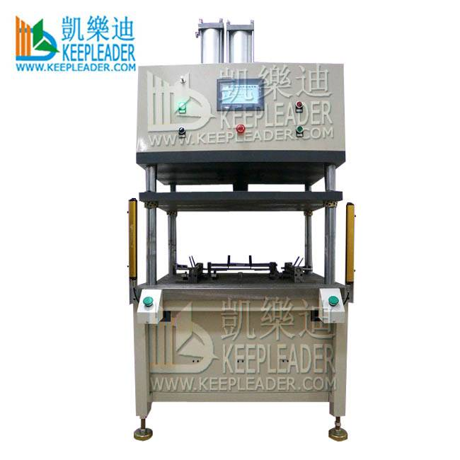 Cardboard Cake Box Bottom Forming Machine for Paper Cake Box Base Forming Equipment of Cake Paper Box Making Bottom_Base Forming Featured Image