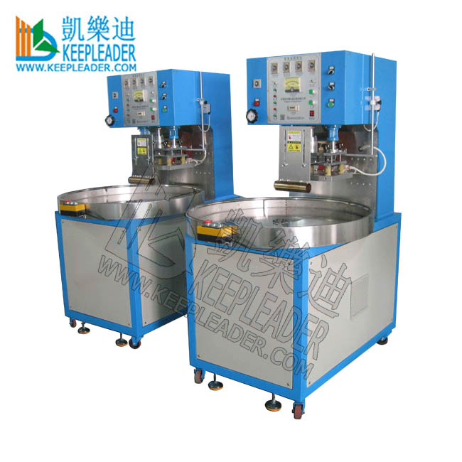 HF PVC Welding Machine For Plastic Blister Paper Card Welding_Sealing oF Rotary PVC/PET Blister High Frequency Welding Machine Featured Image